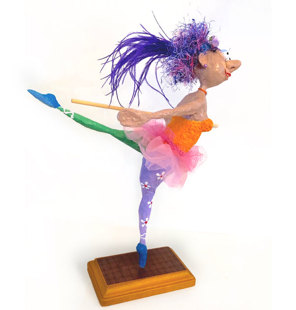 Ballerina By Naava Naslavsky - © Blue Pomegranate Gallery