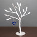 Bud Tree with dangle by Sondra Gerber - © Blue Pomegranate Gallery