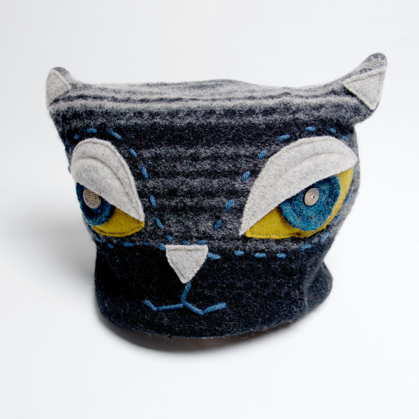 Cat Hat by Kregel - © Blue Pomegranate Gallery