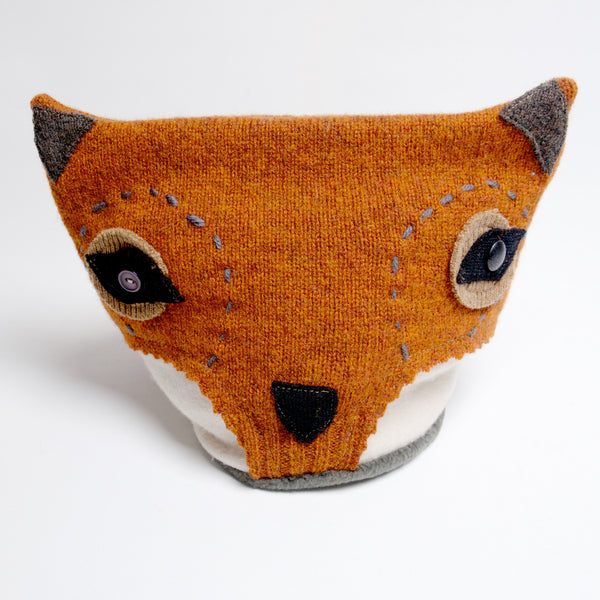 Fox Hat by Kregel - © Blue Pomegranate Gallery