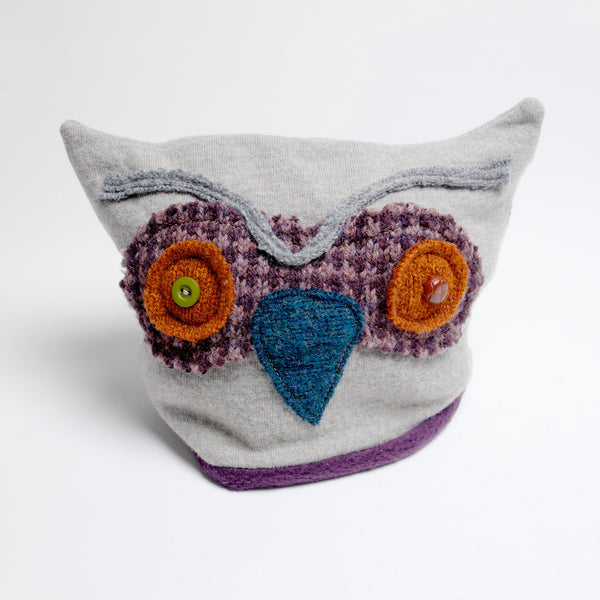 Owl Hat by Kregel - © Blue Pomegranate Gallery