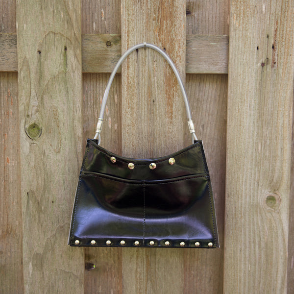 Black Gloss Handbag by Renee Sonnichsen - © Blue Pomegranate Gallery