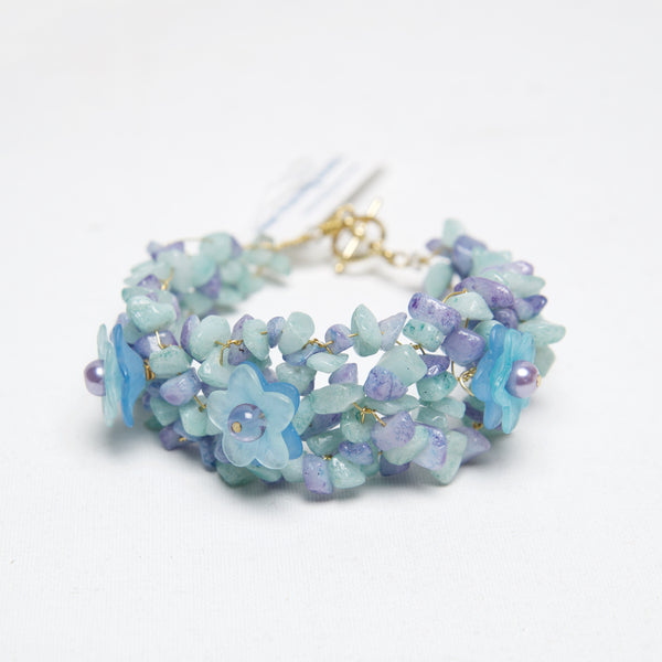 Kenzie Bracelet by Stephanie Heller Durr - © Blue Pomegranate Gallery