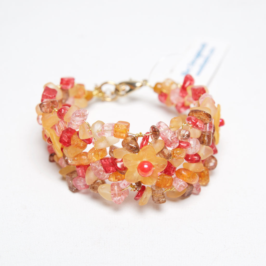 Thena Bracelet by Stephanie Heller Durr - © Blue Pomegranate Gallery