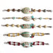 Ceramic Bracelets by Kristi Harrison - © Blue Pomegranate Gallery