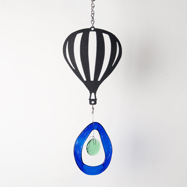 Mini Balloon Wind Chime by Chalfant - © Blue Pomegranate Gallery