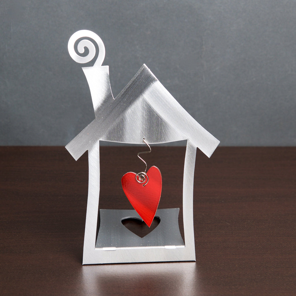 Heart & Home by Sondra Gerber - © Blue Pomegranate Gallery