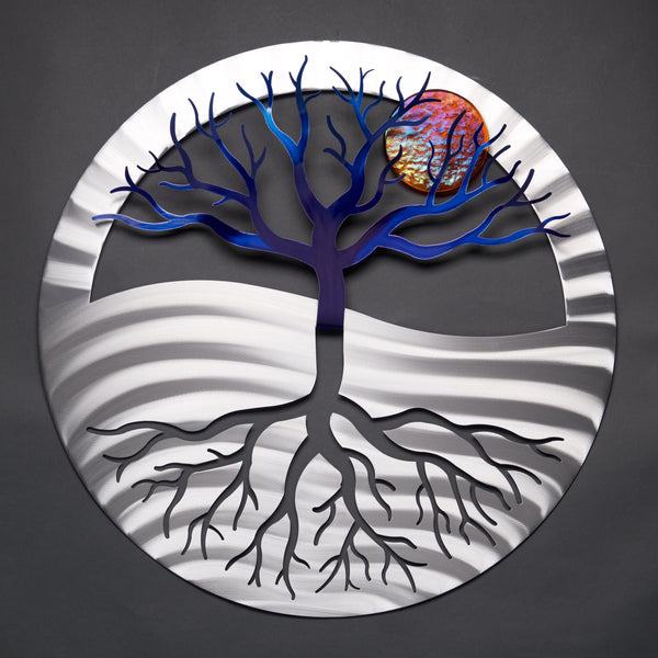 Tree of Life by Sondra Gerber - © Blue Pomegranate Gallery