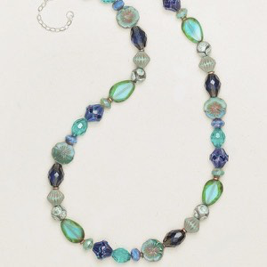 Waterscape Necklace by Holly Yashi - © Blue Pomegranate Gallery