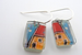Kunsthaus Drop Earrings by Mor - © Blue Pomegranate Gallery