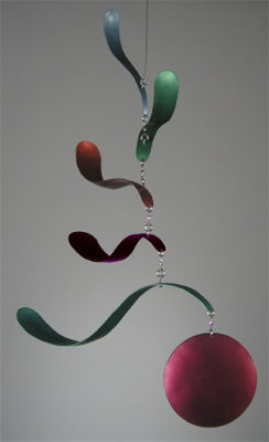 Flight Hanging Mobile by Shafer