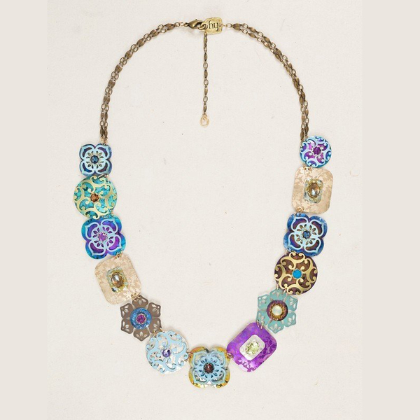 Francesca Necklace by Holly Yashi - © Blue Pomegranate Gallery