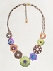 Northern Lights Necklace by Holly Yashi - © Blue Pomegranate Gallery