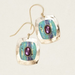Turquoise Marribel Earrings by Holly Yashi - © Blue Pomegranate Gallery