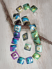 Desert Painter Necklace by Holly Yashi - © Blue Pomegranate Gallery