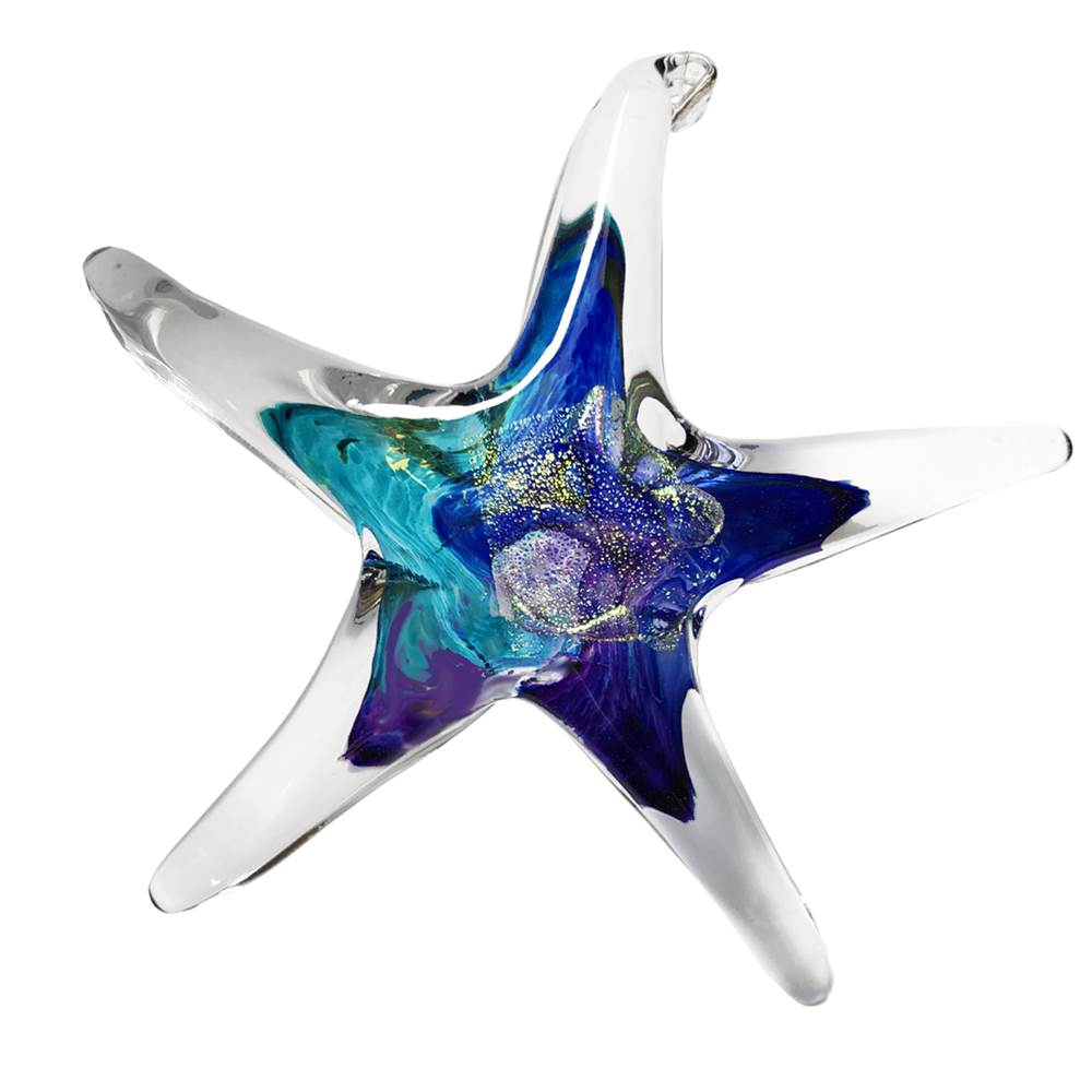 Hanging Mini Star by Luke Adams - © Blue Pomegranate Gallery