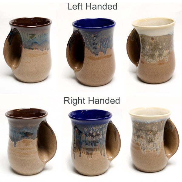 Handwarmer mugs - © Blue Pomegranate Gallery