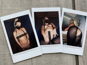 Ninja Polaroid Set
