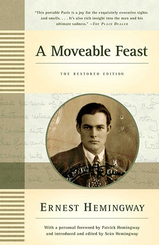 A Moveable Feast / Ernest Hemingway