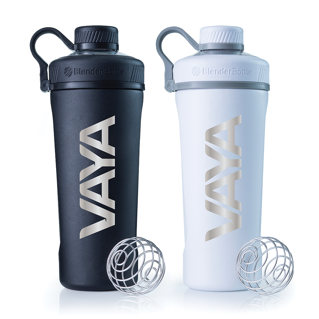 VAYA® - 26oz Radian™ Stainless Steel - Blender Bottles®