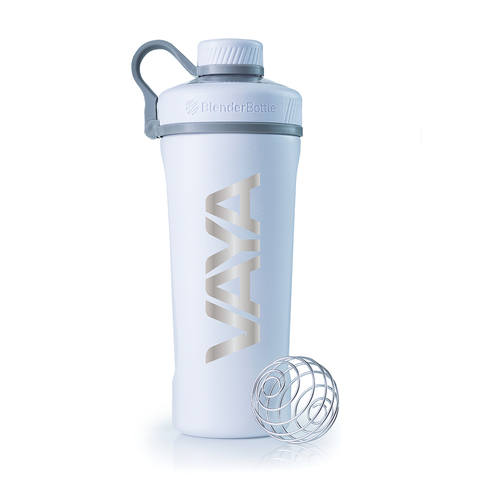 VAYA® - White 26oz Radian™ Stainless Steel Insulated - Blender Bottle®