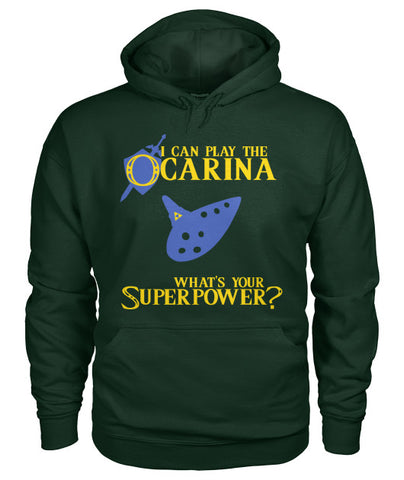 What's Your Superpower Hoodie