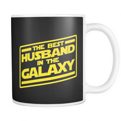 The Best Husband In The Galaxy Mug