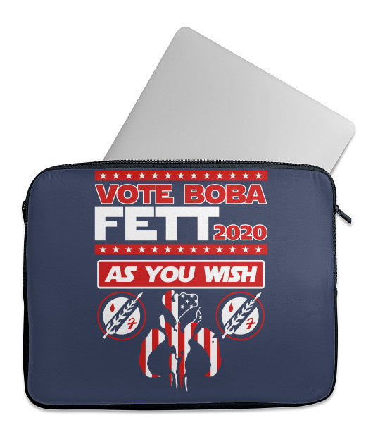As You Wish 2020 Laptop Case