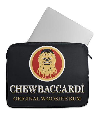 Chewbaccardi Laptop Case