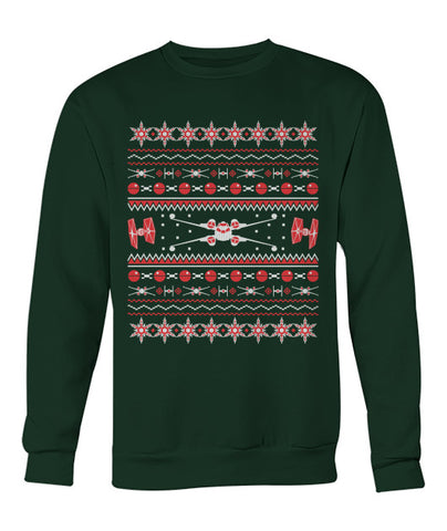 X-Wing Christmas Sweater