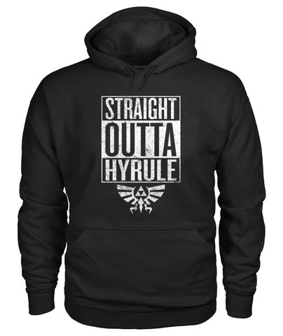 Straight Outta Hyrule Hoodie