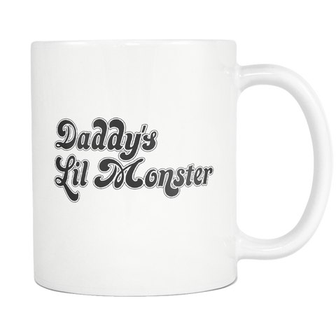 Daddy's Lil Monster Mug