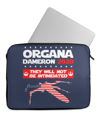 They Will Not Be Intimidated 2020 Laptop Case