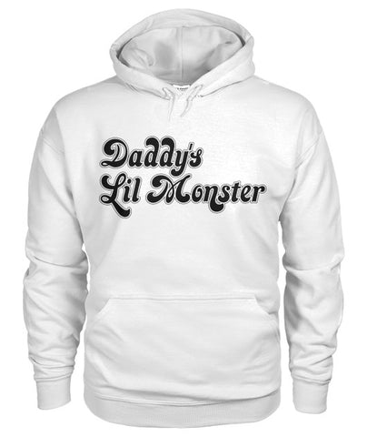 Daddy's Lil' Monster Hoodie