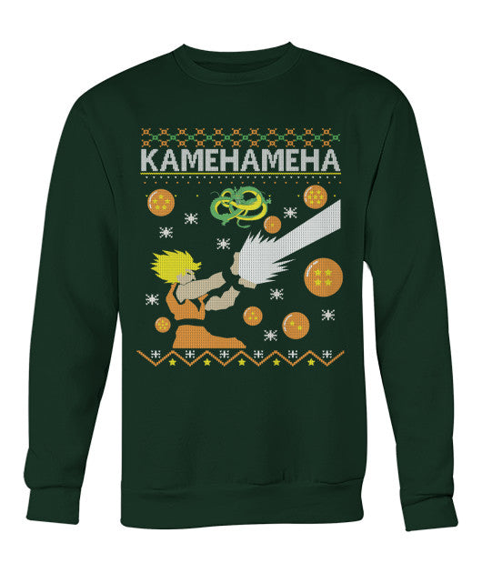 Dragonball Christmas Sweater