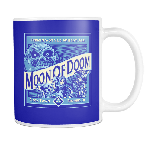 Moon of Doom Mug