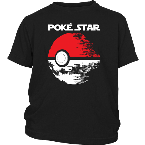 Poke Star Youth T-Shirt