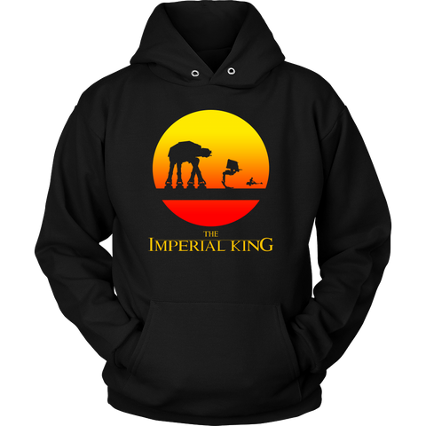 Imperial King Hoodie and Long Sleeve