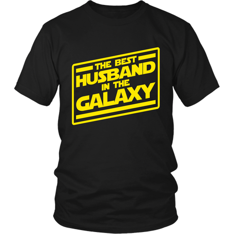 The Best Husband In The Galaxy T-Shirt