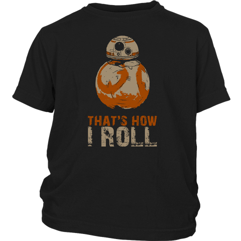That's How I Roll Youth T-Shirt