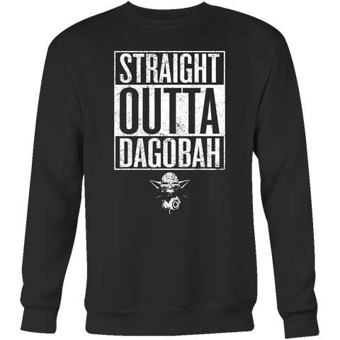 Straight Outta Dagobah Hoodie