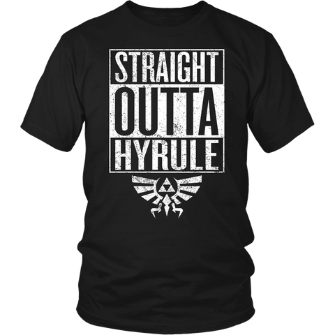 Straight Outta Hyrule T-Shirt