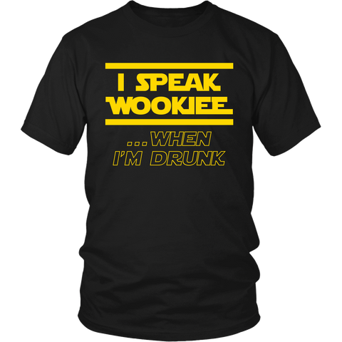 I Speak Wookiee T-Shirt