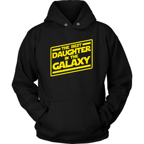 Best Daughter In The Galaxy T-Shirt