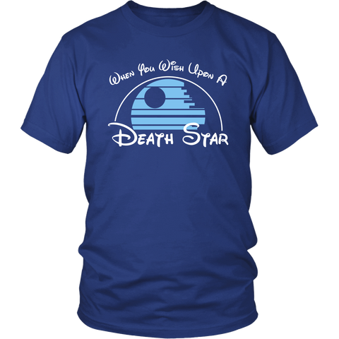 Wish Upon A Death Star T-Shirt