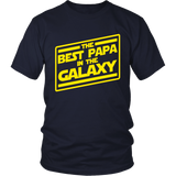 The Best Papa In The Galaxy T-Shirt