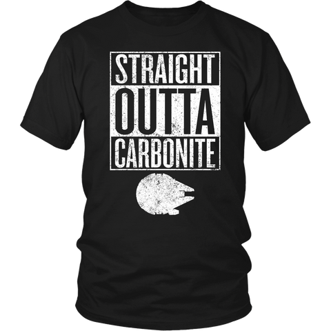 Straight Outta Carbonite T-Shirt