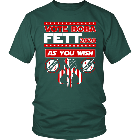 As You Wish 2020 T-Shirt