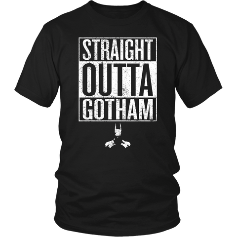 Straight Outta Gotham T-Shirt
