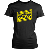 The Best Aunt In The Galaxy T-Shirt